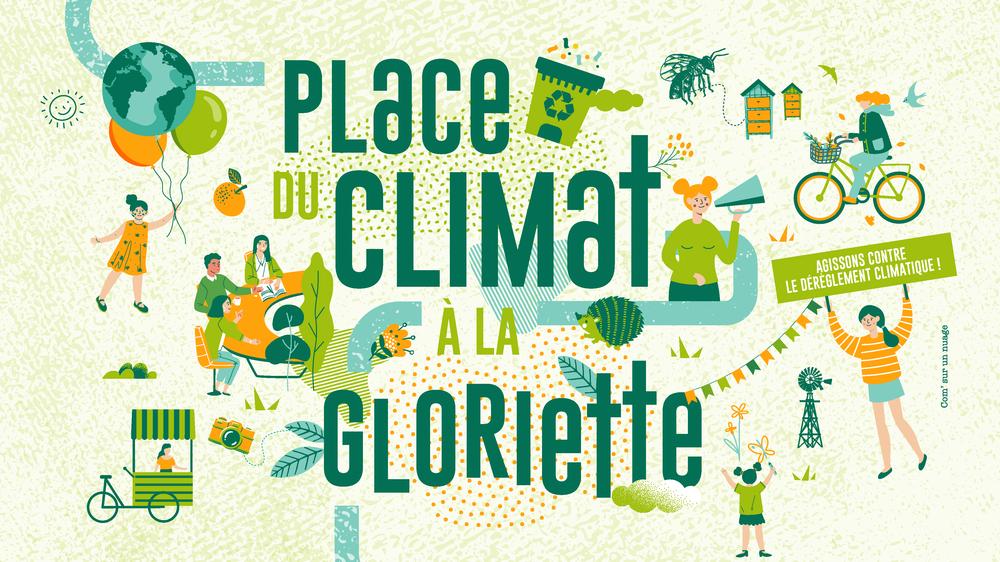 Place du Climat à la Gloriette